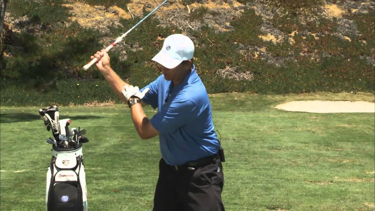 Four Major Golf Swing Mechanics