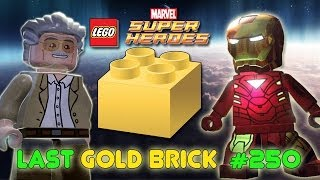 LEGO: Marvel Super Heroes - The Last Gold Brick # 250