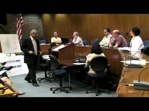 Danbury Planning Commission Septic Plant Public Hearing: 07.20.11