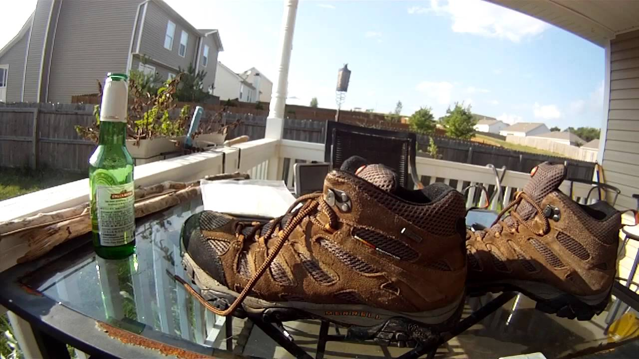 merrell moab ventilator hiking boots review