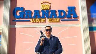 Granada Luxury Belek 5*   Обзор   Турция отдых 2020. ЧАСТЬ 1
