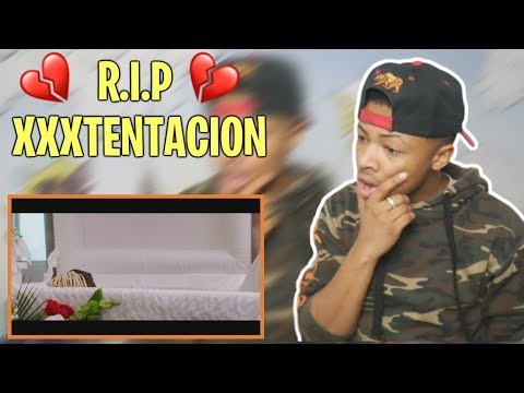 XXXTENTACION - SAD! (Official Music Video) Reaction