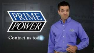 Prime Power Services: Your Source for Emergency Power Supply Systems
