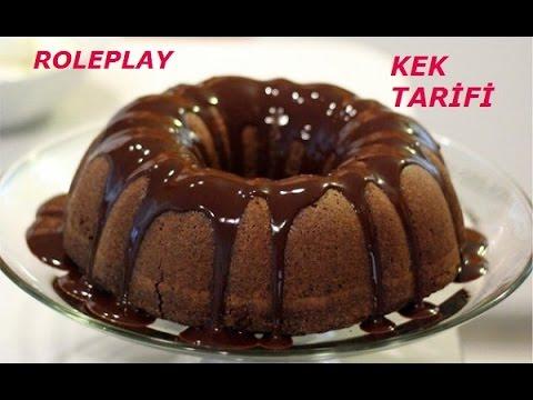 Türkçe Asmr - Kek Tarifi Roleplay / Turkish Asmr Cake Recipe Roleplay Whisper, Talking