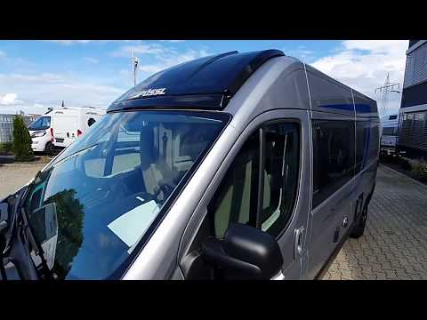 "Reisemobile Rupp | Pössl Summit Prime 600 | Der ""Liner"" in der 6 m Klasse | MJ 2020 | Roomtour"