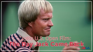"""1980 U.S. Open Film: """"The Day Jack Came Back"""""""