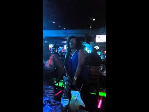 Karaoke at Crenshaw live