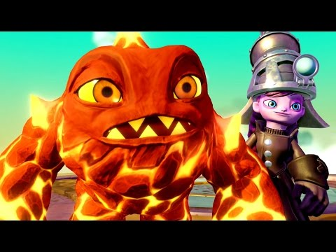 Skylanders: Imaginators - Rocket Cake! - Part 24