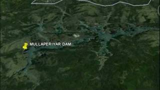 mullaperiyar , Idukki dam  break -  worst imagination