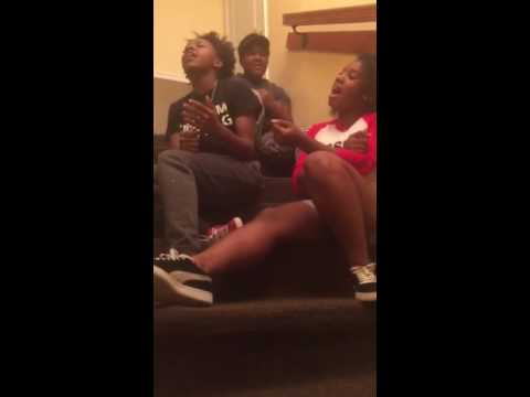 The Rogers Sisters singing Better Days (cover) by Le'Andria Johnson