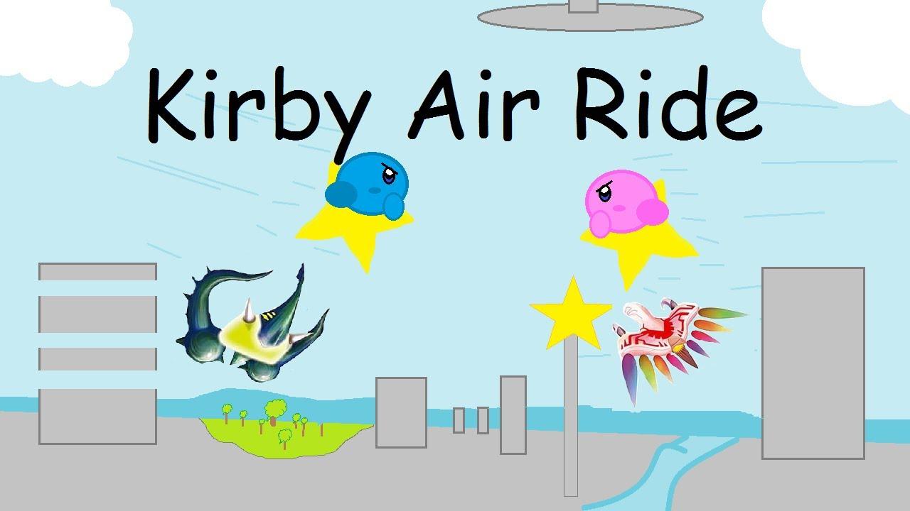 kirby air ride machine