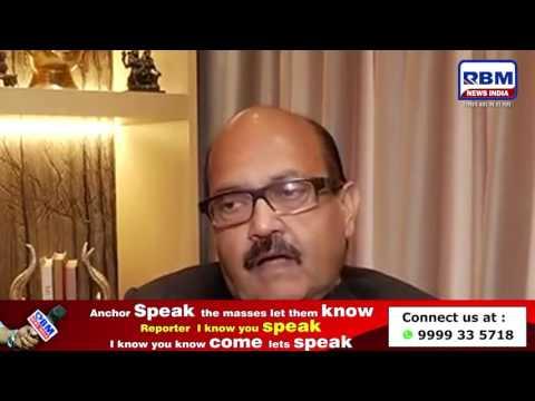अमर सिंह ने आजम खान को कहा पागलपन की हाद पार कर चुका शक्स !
