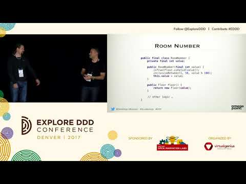 Dan Bergh Johnsson & Daniel Deogun - Domain Primitives in Action: Making it Secure by Design