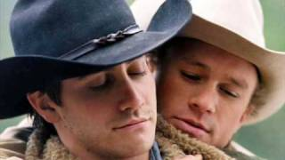 Brokeback Mountain soundtrack-Willie Nelson He was a friend of mine(lyrics)