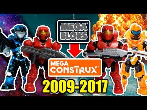 Todos los Sets | Mega Bloks Collectors - Mega Construx