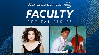 Faculty Recital Series: Romantic Sonatas, Part One