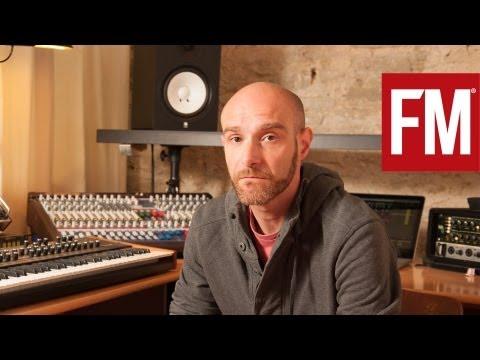 Vitalic In The Studio With Future Music