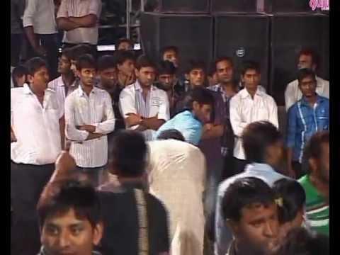 Gujarati Garba Song Navratri Live 2011 - Lions Club Kalol - Vikram Thakor - Mamta Soni Day-10 Part-2