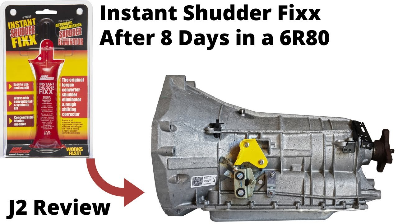 Download 8 Days After Adding Instant Shudder Fixx to My Transmission #productreviews #j2review