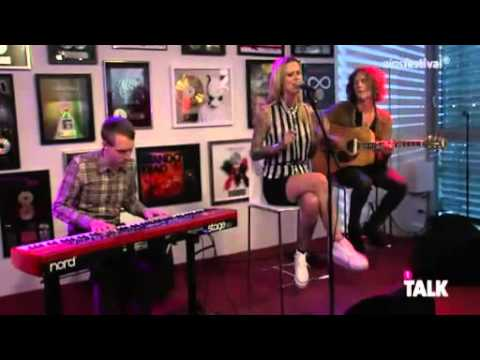 Jennifer Rostock- Insekten im Eis unplugged