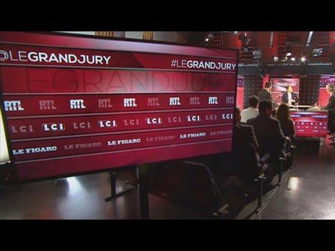 """Benoît Hamon était l'invité du """"Grand Jury"""" - 3 décembre 2017"""
