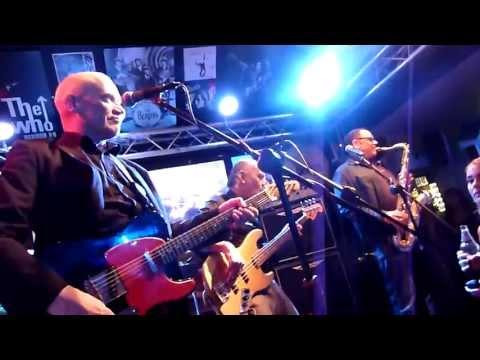 Norman Watt-Roy & Wilko Johnson 'Roxette' 29.10.13