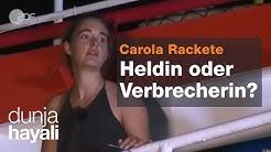 Erster Talkshow-Auftritt von Seenotretterin Carola Rackete - Dunja Hayali vom 07.08.19 | ZDF