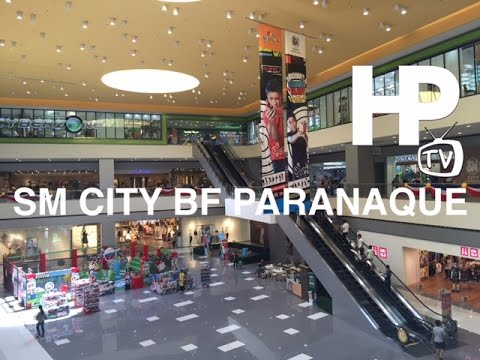 SM City BF Paranaque Walking Tour Overview by HourPhilippines.com