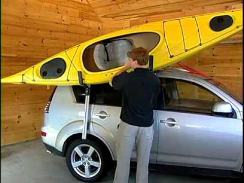Malone Autoracks Telos Kayak Load Assistant Roof Rack