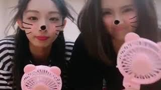 20180803 磯部杏莉ちゃん(原駅ステージA)twitter動画 ・磯部杏莉 ・伊...