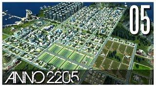 Anno 2205 - Ep.05 - I Love Grid Patterns!
