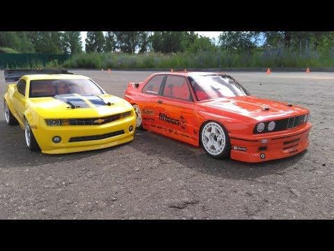 BMW M3 против Chevrolet Camaro. .. Легкие деньги 29