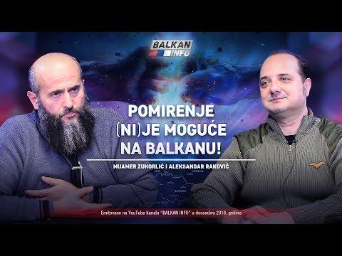 AKTUELNO: Pomirenje (ni)je moguće na Balkanu – Muamer Zukorlić i Aleksandar Raković (25.12.2018)