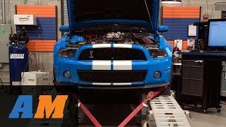 Stage 1: 2010-2012 Shelby GT500 Bolt-On Build-Up - AmericanMuscle.com
