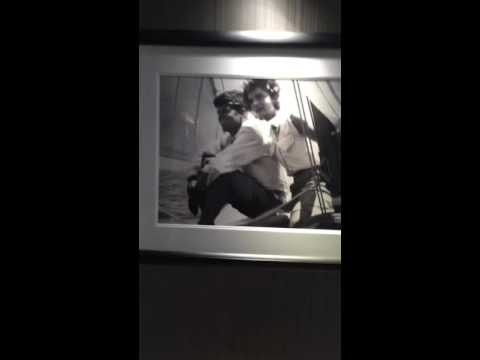JFK presidential suite at the Fairmont Copley Sq in Boston ! Xoxo