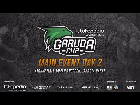 Garuda Cup Day 2: Streaming Final Turnamen Mobile Legends & PUBG 2018