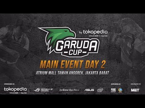 Garuda Cup Day 2 - Live Streaming Final Turnamen Mobile Legends & PUBG 2018
