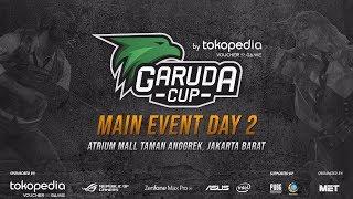 Garuda Cup Day 2: Streaming Final Turnamen Mobile Legends & PUBG 2018