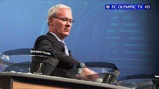 14.07.2017 - Жеребьевка третьего квалификационного раунда Лиги Европы UEFA