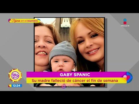 ¡Fallece la madre de Gaby Spanic a causa de cáncer! | Sale el Sol