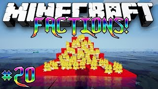 """Epic Ocean Battle!""- Factions Modded (Minecraft Modded Factions) - #20"