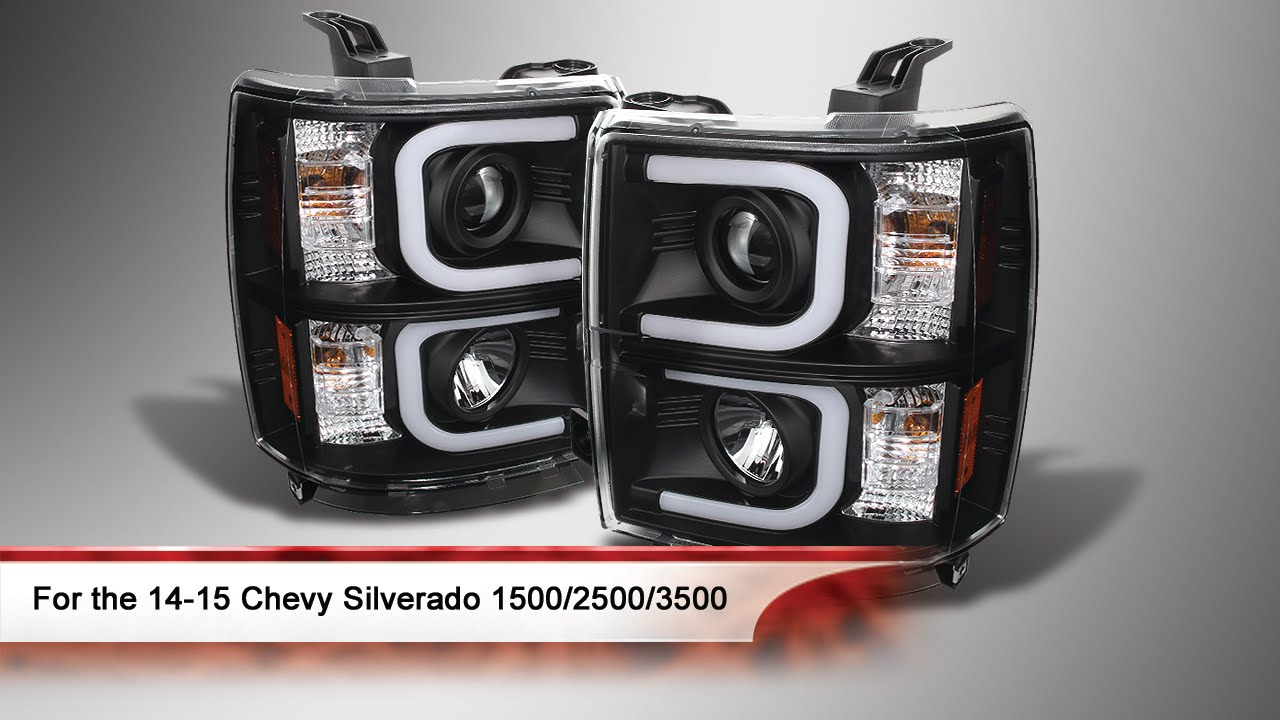 Chevy Led Light Bar