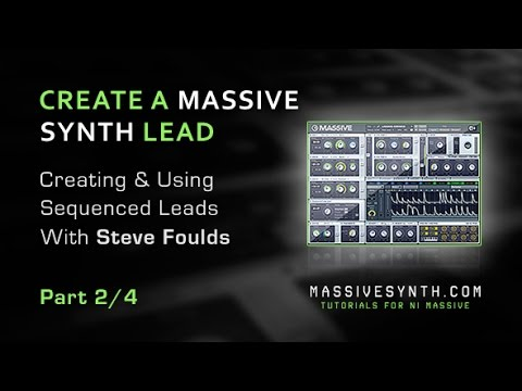 Massive Dubstep Sequenced Leads - Part 2/4