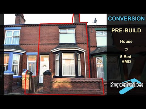 5 Bed HMO Conversion - A Tour Around - Ky Le Vuong [VIDEO 1]