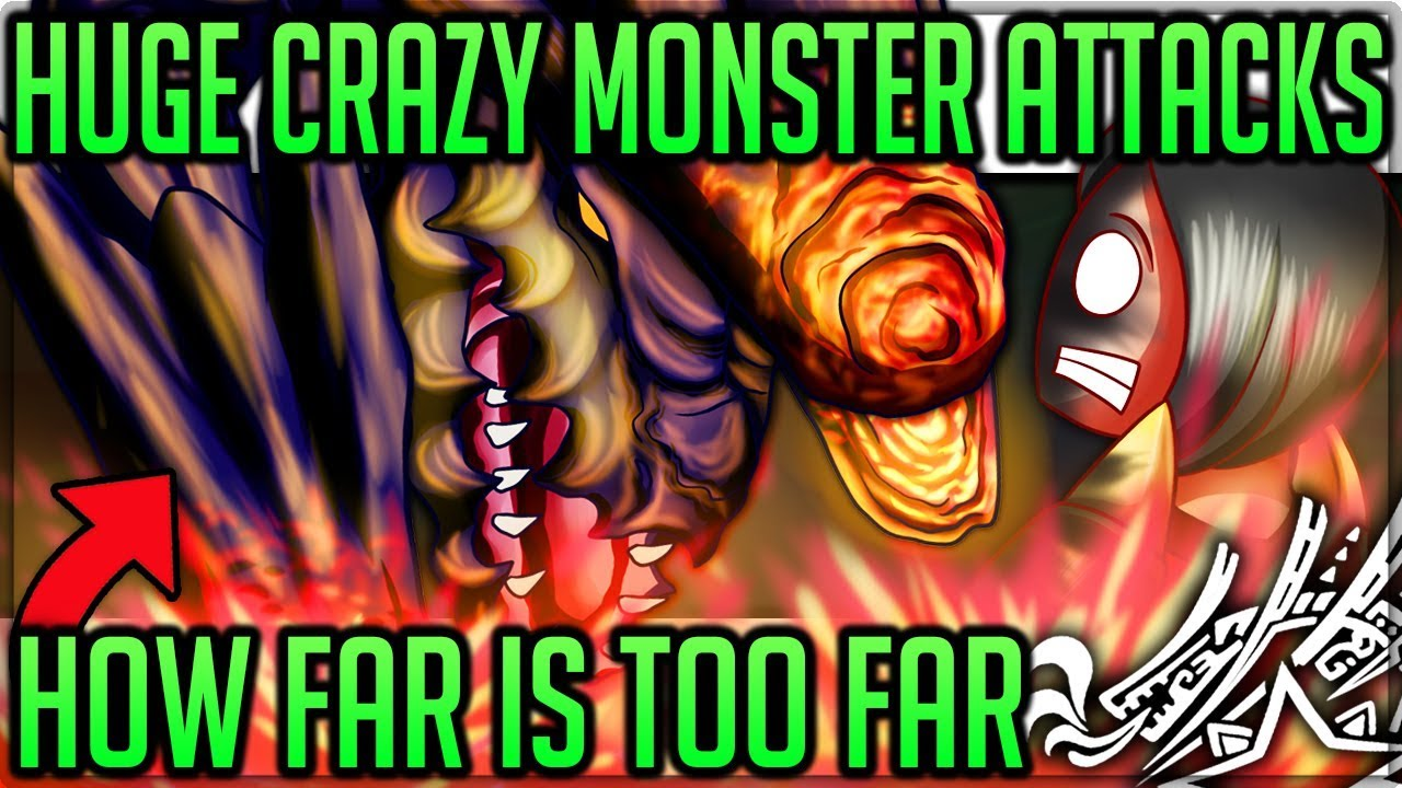Monster Attacks Are Getting Ridiculous - Monster Hunter World Iceborne! (Discussion/Fun) #mhw thumbnail