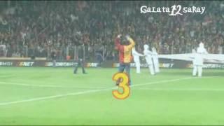 Galatasaray Fans | 131.76 decibel, guinness world record -2- [HD]