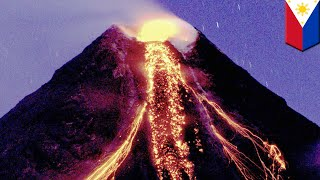 Philippines volcano could erupt within coming days or weeks - TomoNews