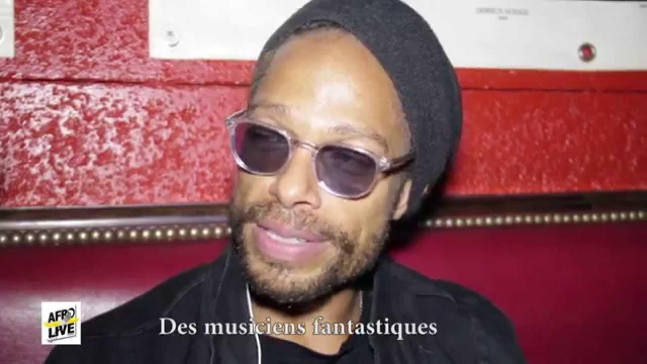 AFROLIVE PARIS | CHEICK TIDIANE SECK | GARY DOURDAN | PACO SERY