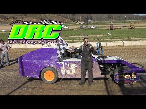 Brushcreek Motorsports Complex | 4.17.16 | Sunday Funday #3 | Sport Mods | Winner | Emily Jordan