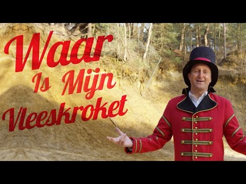 Yves Segers - Waar Is Mijn Vleeskroket? (Ultra HD 4K Videoclip) CARNAVALHIT 2017